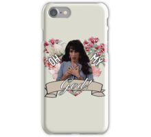 OH. MY. GOD! - Janice (FRIENDS) iPhone Case/Skin