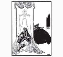Page 143 illustration from Fairy tales of Charles Perrault Harry Clarke 1922 Inverted Kids Tee