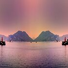 halong bay by ralphyboy