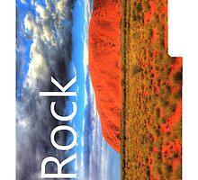 iRock - iPhone Case by Adam Gormley