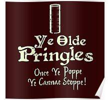 Little Britain - Ray McCooney's Pringles Poster