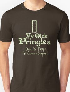 Little Britain - Ray McCooney's Pringles T-Shirt