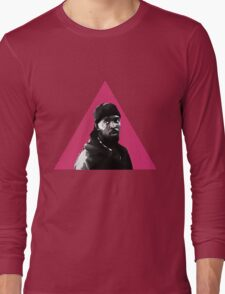 Omar Little: Silence = Death Long Sleeve T-Shirt