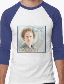 Art Rocks Men's Baseball ¾ T-Shirt
