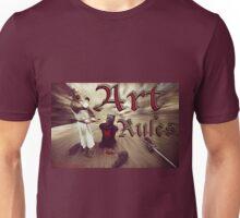 Art Rules Unisex T-Shirt