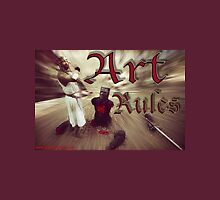 Art Rules Unisex T-Shirt