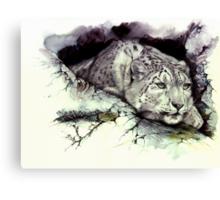 Elusive Nature Canvas Print