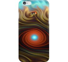 Eye of The Storm iPhone Case iPhone Case/Skin
