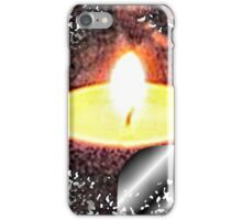 Candle TURNOVER  TEE SHIRT/BABY GROW/STICKER/PHONE CASE iPhone Case/Skin