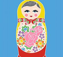 Matryoshka  by jadeboylan