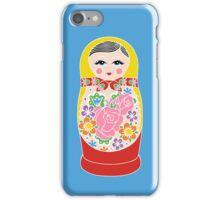 Matryoshka  iPhone Case/Skin