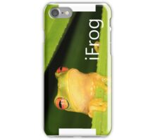 iFrog - iPhone Case iPhone Case/Skin