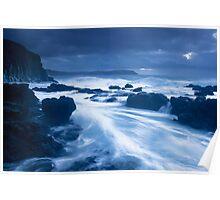 Mornington Peninsula Cape Schanck Poster