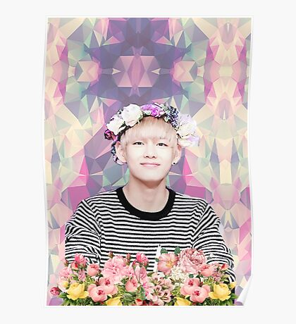 BTS/Bangtan Sonyeondan - Flower Boy Kim Taehyung Poster