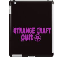 Strange Craft Cult iPad Case/Skin