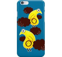 Kiwi flying iPhone Case/Skin