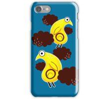 Kiwi flying iPhone Case/Skin