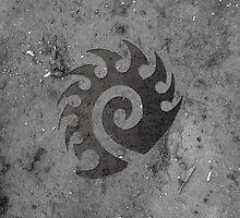 Zerg (Stone Effect) by icoradesign
