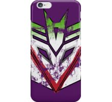 Jokercons: Wire So Serious? (iPhone case) iPhone Case/Skin