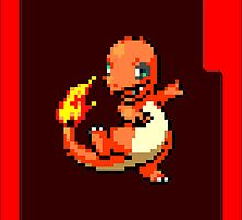 Charmander 16bit by Ryan Wilson