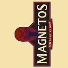 Magnetos Mutant Cider (iPhone Case) by Malc Foy
