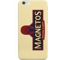 Magnetos Mutant Cider (iPhone Case) iPhone Case/Skin