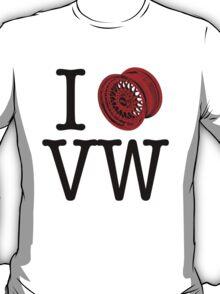 I (+)) VW T-Shirt