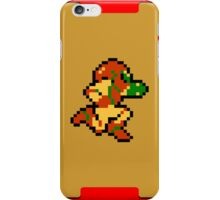 Samus Aran - 16bit iPhone Case/Skin