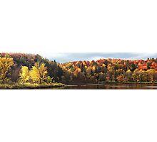Autumn pano Photographic Print