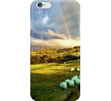 Rainbows and Cloud Kisses iPhone Case/Skin