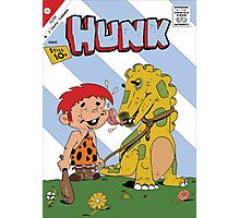 Hunk Issue #1 - Comic Book Cover Photographic Print