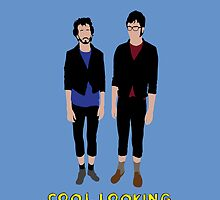 FOTC - Cool Looking Idiots (iPhone Case) by Malc Foy