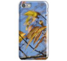 iphone case Autumn leaves iPhone Case/Skin