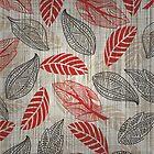Autumn Leaves iPhone Case by Nataliia-Ku