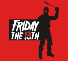 Friday The 13th by melissagavin