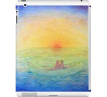 Two in a Boat iPad Case/Skin