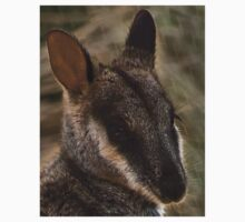 0493 Rock Wallaby 2 Kids Tee