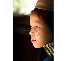 Thai calmness Photographic Print