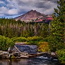 Broken Top by Charles & Patricia   Harkins ~ Picture Oregon