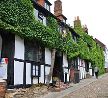 The Mermaid Inn, Rye by David Fowler