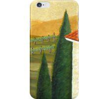 Tuscany Vinnicola  iPhone Case/Skin