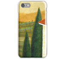 Tuscany Vinnicola  iPhone Case/Skin