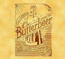 Butterbeer by pietowel