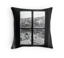 Cesy Krumlow castle Throw Pillow