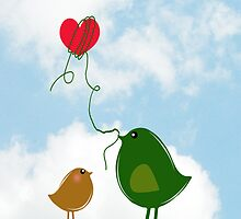 Love Birds by Rainy