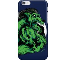 Shakespeare's Wolf iPhone Case/Skin