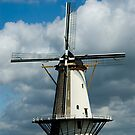 WindMill IPhone-case by Els Steutel