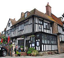 Mermaid Inn, Rye by David Fowler