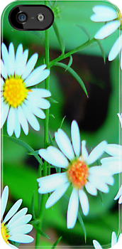 Flowers iPhone case by andytechie