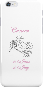 Cancer by Catherine Hamilton-Veal  ©